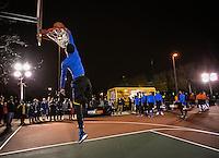 Nike's Chicago City League Dunk contest.