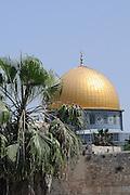 Israel, Jerusalem, Old City, Dome of the rock, .