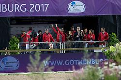 Guerdat Steve, SUI, Bianca<br /> FEI European Jumping Championships - Goteborg 2017 <br /> © Hippo Foto - Dirk Caremans