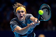 11-11-2019. Nitto ATP Finals Tennis 111119
