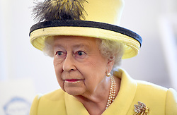 File photo dated 1/12/2016 of Queen Elizabeth II during a visit to Goodenough College. Senior members of the Royal Family spent nearly twice as many days on public engagements in 2016 than their younger counterparts, new figures show.