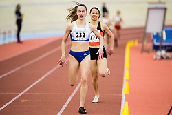 Maja Pogorevc during Slovenian Indoor Championship, Olympic centre Novo Mesto, 13 February 2021, Novo Mesto, Slovenia. Photo by Grega Valancic / Sportida