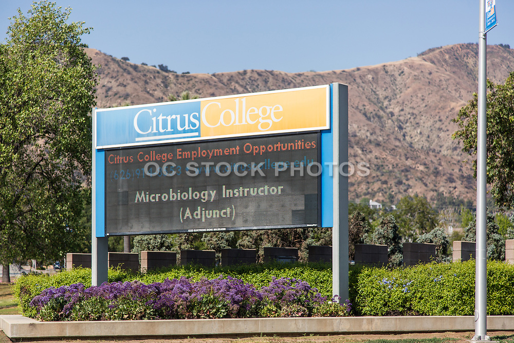 Citrus College of Glendora