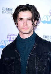 Cel Spellman attending BBC Radio 1's Teen Awards, at the SSE Arena, Wembley, London