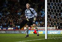 Fotball, 29. november 2003, Premier League, Aston Villa - Southampton,   Antti Niemi, Southamton