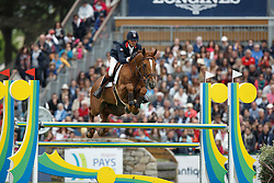 Delmotte Nicolas, (FRA), Number One d Islo Un Prince<br /> Furusiyya FEI Nations Cup presented by Longines<br /> Longines Jumping International de La Baule 2015<br /> © Hippo Foto - Dirk Caremans<br /> 15/05/15