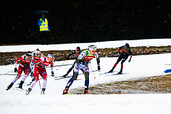 Stina Nilsson (SWE) during Ladies team sprint race at FIS Cross Country World Cup Planica 2019, on December 22, 2019 at Planica, Slovenia. Photo By Peter Podobnik / Sportida