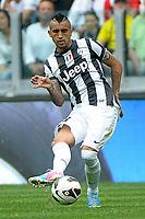 Arturo Vidal  Juventus.Torino 05/05/2013 Juventus Stadium.Football Calcio Serie A  2012/13.Juventus vs Palermo.Foto Insidefoto Federico Tardito