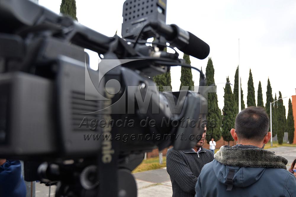METEPEC, México.- (Febrero 09, 2018).- En lo que va del año han sido asaltados 6 gimnasios en Metepec y Toluca, y a pesar de que policías municipales capturaron a los presuntos culpables, estos podrían salir libres. Agencia MVT / Crisanta Espinosa.