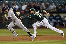20160721 - Tampa Bay Rays at Oakland Athletics