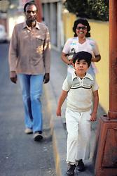 Carlos & Host Family