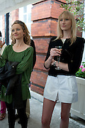 JADE PARFITT, English National Ballet Summer party.  All proceeds from the Summer Party go towards English National Ballet. The Orangerie. Kensington Palace. London. 29 June 2011. <br /> <br />  , -DO NOT ARCHIVE-© Copyright Photograph by Dafydd Jones. 248 Clapham Rd. London SW9 0PZ. Tel 0207 820 0771. www.dafjones.com.
