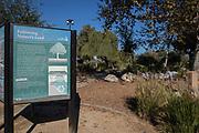 Dills Park next to the Los Angeles River, City of Paramount, South LA, Califortnia, USA,