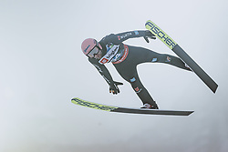 10.12.2020, Planica Nordic Centre, Ratece, SLO, FIS Skiflug Weltmeisterschaft, Planica, Einzelbewerb, Qualifikation, im Bild Pius Paschke (GER) // Pius Paschke of Germany during the qualification for the men individual competition of FIS Ski Flying World Championship at the Planica Nordic Centre in Ratece, Slovenia on 2020/12/10. EXPA Pictures © 2020, PhotoCredit: EXPA/ JFK