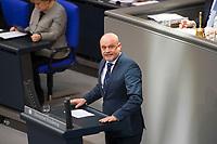 DEU, Deutschland, Germany, Berlin, 31.01.2019: Enrico Komning, Alternative für Deutschland (AfD), bei einer Rede während einer Plenarsitzung im Deutschen Bundestag.