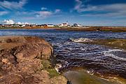 Rivière-au-Tonnerre, MRC de Minganie, Côte Nord Québec, Canada<br /> Thunder river, RCM of Minganie, Nort Coast Quebec,