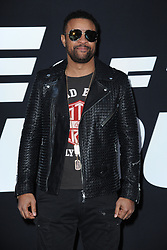 April 8, 2017 - New York, NY, USA - April 8, 2017  New York City..Shaggy attending 'The Fate Of The Furious' New York premiere at Radio City Music Hall on April 8, 2017 in New York City. (Credit Image: © Kristin Callahan/Ace Pictures via ZUMA Press)