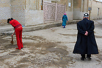 Ouzbekistan, Boukhara, patrimoine mondial de l Unesco // Uzbekistan, Bukhara, Unesco world heritage