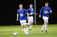 Fotball , 23. januar 2013 , Turnering<br /> La Manga<br /> Molde - Widzew Lodz 1-3<br /> Magnus Wolff Eikrem , Molde<br /> Sean Cunningham , Molde<br /> Magne Hoseth , Molde