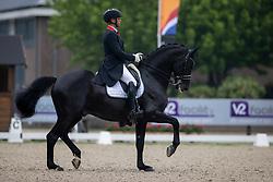 Rahmouni Yessin, NED, All at Once<br /> Nederlands Kampioenschap<br /> Ermelo 2021<br /> © Hippo Foto - Dirk Caremans<br />  05/06/2021