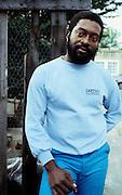 Junior Murvin at Island Records - London 1980