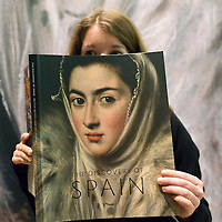 Edinburgh July 17 National Gallery opens today new exhibition The Discovery of Spain From Goya to Picasso. With paintings by El Greco, Picasso, Murillo, Velasquez...***Standard Licence  Fee's Apply To All Image Use***.Marco Secchi /Xianpix. tel +44 (0) 845 050 6211. e-mail ms@msecchi.com or sales@xianpix.com.www.marcosecchi.com