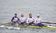 Caversham. Berkshire. UK<br /> GBR W4X, Bow, Kristina STILLER, Jess LEYDEN, Holly NIXON and Rosamund BRADBURY.<br /> 2016 GBRowing European Team Announcement,  <br /> <br /> Wednesday  06/04/2016 <br /> <br /> [Mandatory Credit; Peter SPURRIER/Intersport-images]