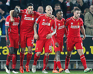 Swansea City v Liverpool 160315