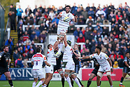Newcastle Falcons v Leicester Tigers 291017
