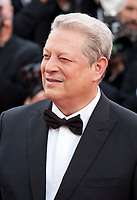 Al Gore at The Killing of a Sacred Deer gala screening at the 70th Cannes Film Festival Monday 22nd May 2017, Cannes, France. Photo credit: Doreen Kennedy