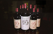 Several bottles of Great Wall Winery Cabernet Sauvignon, 1998 and other vintages. China National Cereals, Oils & Foodstuffs Import and Export Corp Beijing, China, Asia