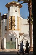 Art deco villa in Casablanca, Morocco