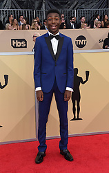 24th Annual Screen Actors Guild Awards held at the Shrine Exposition Center. 21 Jan 2018 Pictured: Niles Fitch. Photo credit: OConnor-Arroyo / AFF-USA.com / MEGA TheMegaAgency.com +1 888 505 6342