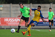 Weston Super Mare v Forest Green Rovers 130718