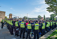 Republican marches , Glasgow, 7 September 2019