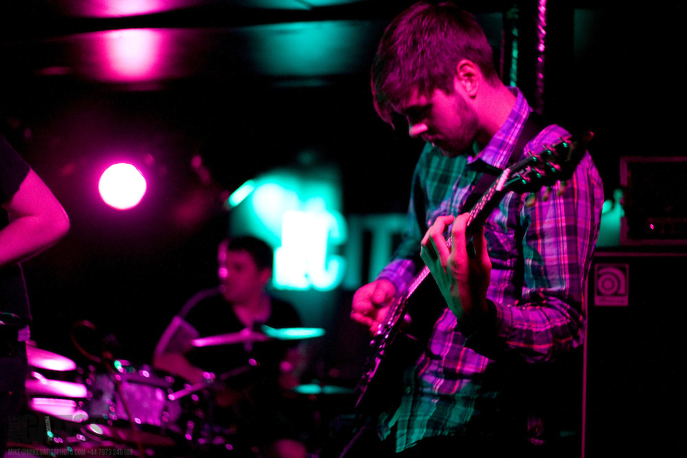 Gallops performing live at The Roadhouse, In The City 2010, Manchester, United Kingdom, 2010-10-15