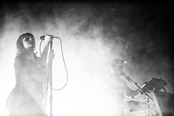 CVRCHES perform at The Fox Theater - Oakland, CA - 11/17/13