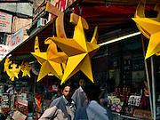 Vietnam, Ho Chi Min City. symbols of the Communist Party