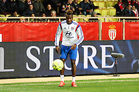Gnaly CORNET - 01.02.2015 - Monaco / Lyon - 23eme journee de Ligue 1 -<br />