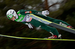Jurij Tepes of Slovenia during Flying Hill Individual at 2nd day of FIS Ski Jumping World Cup Finals Planica 2011, on March 18, 2011, Planica, Slovenia. (Photo by Vid Ponikvar / Sportida)