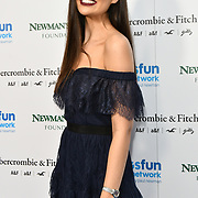 Emily Canham Arrivers at Special gala in honour of SeriousFun Children's Network, the charity  started by actor and philanthropist Paul Newman at The Roundhouse, on 6 November 2018, London, UK.