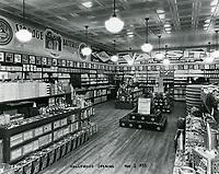 1933 Interior of Pep Boys at 1612 N. Cahuenga Ave.