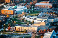 Central Michigan University in Mt. Pleasant, Michigan.