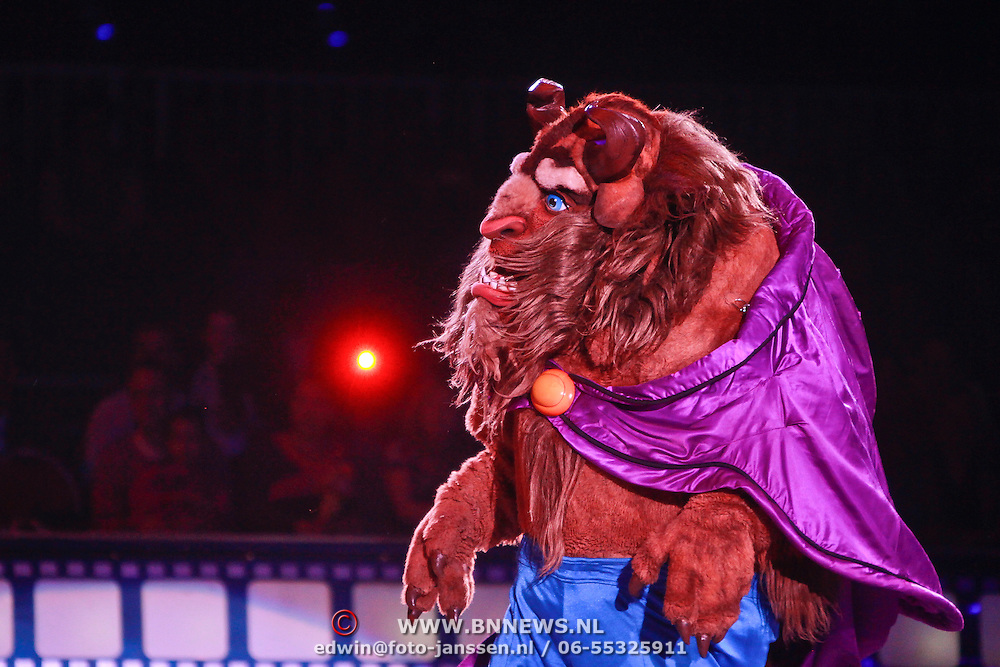NLD/Rotterdam/20110401 - Premiere Disney on Ice 2011,
