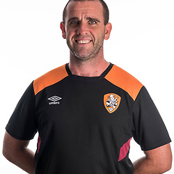 BRISBANE, AUSTRALIA - NOVEMBER 10: James Robinson of the Roar poses for a photo during the Brisbane Roar Youth headshot session at QUT Kelvin Grove on November 10, 2017 in Brisbane, Australia. (Photo by Patrick Kearney / Brisbane Roar)