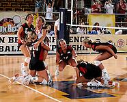 Sunbelt Volleyball Match 7 - Western Kentucky vs Middle Tennessee (Nov 19 2011)