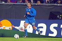 Fotball<br /> UEFA Champions League 2003/2004<br /> Foto: Digitalsport<br /> Norway Only<br /> <br /> 031126 - VFB STUTTGART v RANGERS GLASGOW<br /> PETER LÖVENKRANDS (RAN)<br /> PHOTO LAURENT BAHEUX