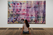 April 4 by Sam Gilliam - Soul of a Nation: Art in the Age of Black Power, Tate Modern's new exhibition exploring what it meant to be a Black artist during the Civil Rights movement.  The exhibition is at Tate Modern from 12 July – 22 October 2017.