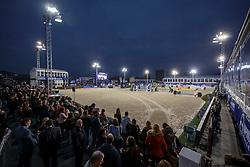 Delestre Simon, FRA, Troika Denfer<br /> Accenture Jumpingclash Challenge<br /> presented by BMW<br /> Jumping Antwerpen 2017<br /> © Hippo Foto - Dirk Caremans<br /> 21/04/2017