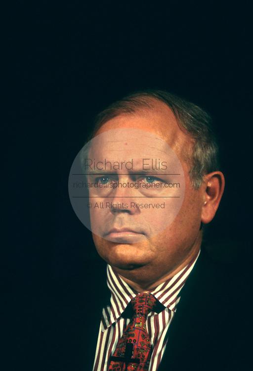 CEO of InmarsatCommunications Olof Lundberg June 4, 1997 in Washington, DC.